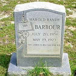 Harold Randy Barbour