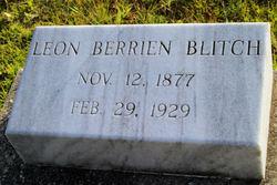 Leon Berrien Blitch