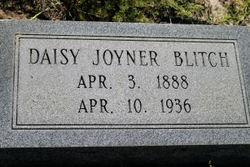 Daisy <i>Joyner</i> Blitch
