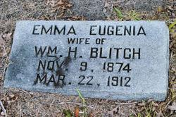 Emma Eugenia <i>Grimes</i> Blitch