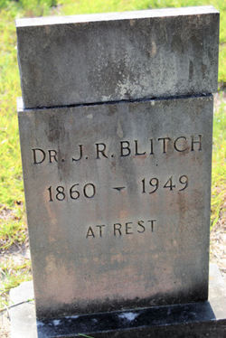 Dr James Rueben J R Blitch