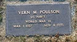 Vern M Poulson