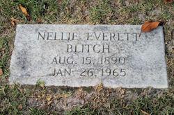 Nellie <i>Everett</i> Blitch