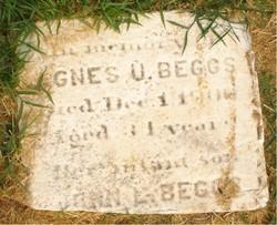 Agnes U. Beggs