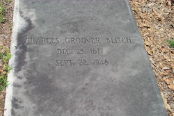 Charles Groover Blitch
