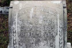 Annie Cornelia <i>Edwards</i> Blitch