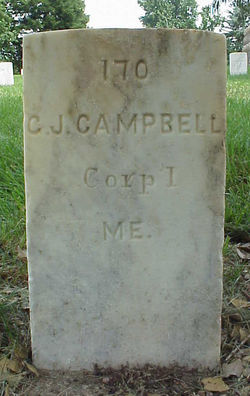 George J Campbell