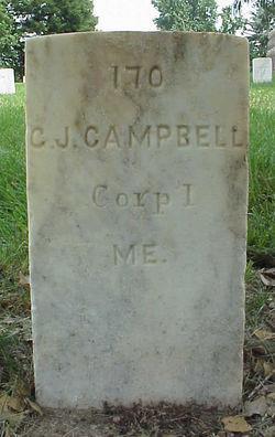 C J Campbell