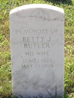 Betty J Butler