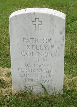 Lieut Patrick Kelly Connor