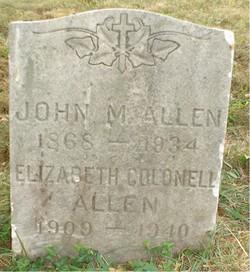 John Marcellus Allen