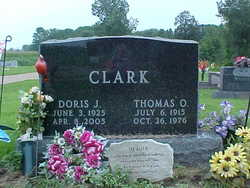 Sgt Thomas Other Clark