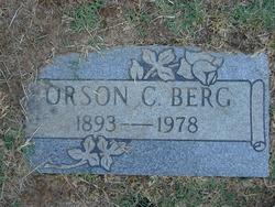 Orson Cornelius Berg