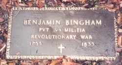 Benjamin Robert Bingham