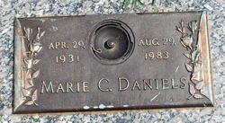Eva Marie <i>Campbell</i> Daniels