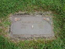 Mildred E. Farrell
