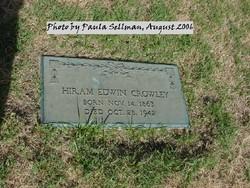 Hiram Edwin Crowley