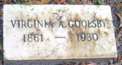 Virginia Alabama <i>Lewis</i> Goolsby