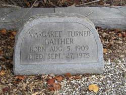Margaret <i>Turner</i> Gaither