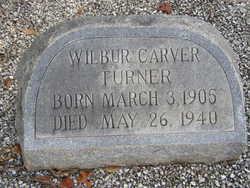 Wilbur Carver Turner