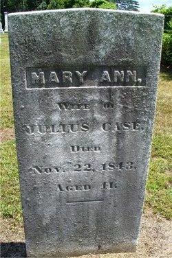Mary Ann <i>Phelps</i> Case