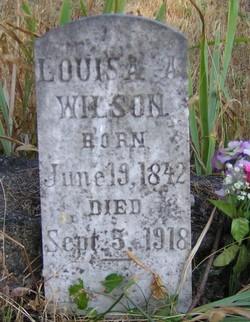 Louisa Arvilla <i>Sumner</i> Wilson