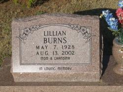 Lillian <i>McCoy</i> Burns