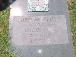 Elizabeth <i>Brooks</i> Arnold