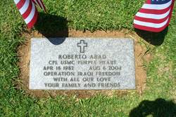 Corp Roberto Abad