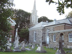 Saint Georges Episcopal Church Cemetery