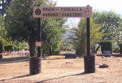 Drain-Yoncalla Masonic Cemetery