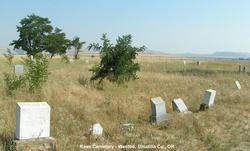 Blue Mountain Cemetery