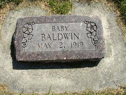 baby girl Baldwin