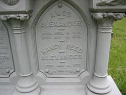 Nancy <i>Reed</i> Alexander