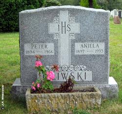 Aniela Nellie <i>Jaworek</i> Gliwski