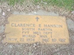 Clarence E. Hanson