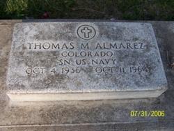 Thomas M Almarez