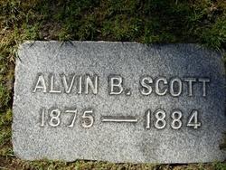 Alvin B Scott