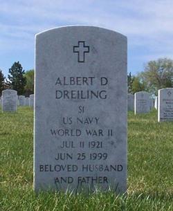 Albert D Dreiling