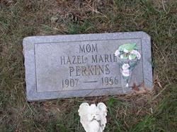 Hazel Marie <i>Nickols</i> Perkins