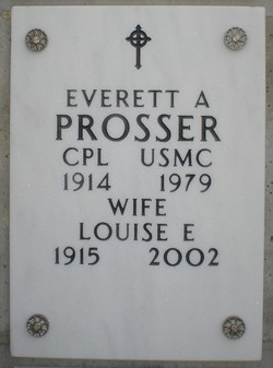 Louise Elizabeth Betty <i>Schoel</i> Prosser