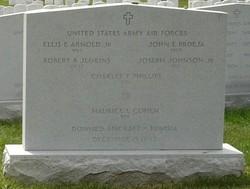 Maj Ellis Arnold