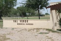 Val Verde Memorial Gardens Cemetery