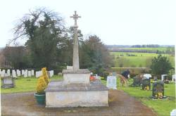Upper Heyford Cemetery