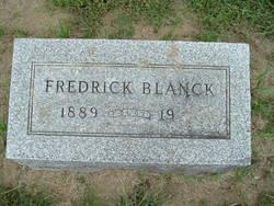 Frederick Blanck