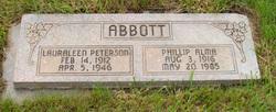 Phillip Alma Abbott