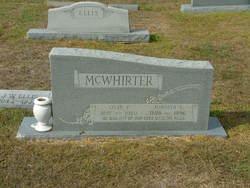 Olin P McWhirter