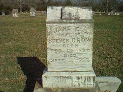 Jane E. G. <i>Dickey</i> Crow