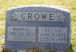 Mary Lou <i>Stone</i> Crow