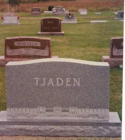 Harm F. Tjaden